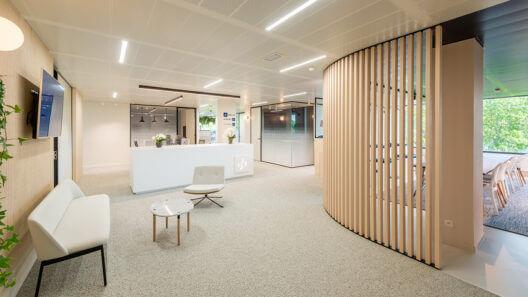 Phicap Nouveaux bureaux pour l'équipe