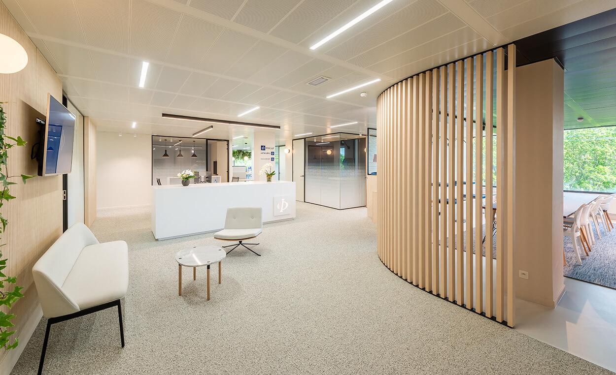Phicap Nieuwe kantoren voor het team